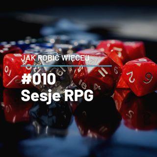 Jak robić więcej grając i prowadząc sesje RPG opowie ekipa W Cieniu Imperium - JRW #010
