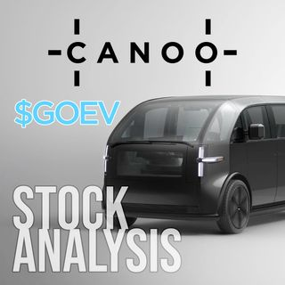 161. Canoo $GOEV Stock Analysis | Investor Day Damage Control