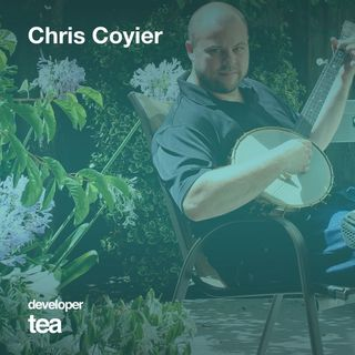 12: Chris Coyier, Part One - The Lifecycle of the Web and the Non-Evil of Doing Business
