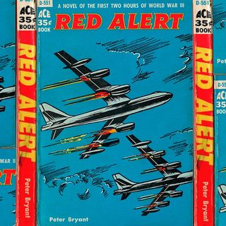 Episode 009 — Red Alert: A Novel of the First Two Hours of World War III