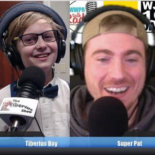 The Tiberius Show EP 135 Super Pat
