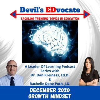 Devil's EDvocate: Growth Mindset