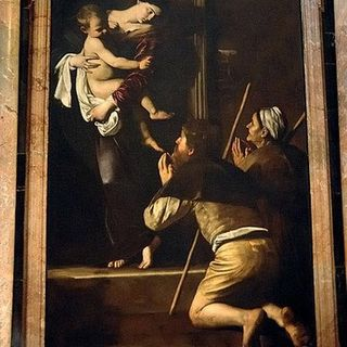 Café Bleu Monday ART Motivation - Caravaggio!