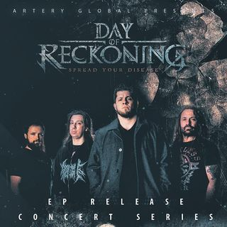 New Song Debut From Day Of Reckoning Featuring Guitarist Rusty Cooley