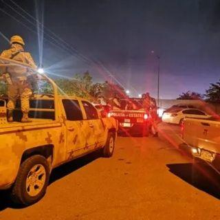 En Sonora el delito va la alza, informó el Secretario de Marina, José Rafael Ojeda Durán