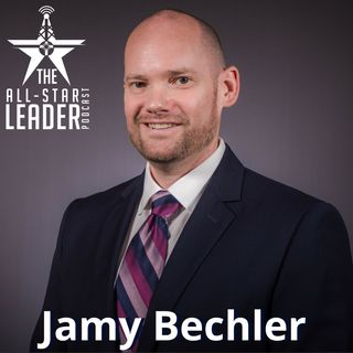 Episode 031 - Former Basketball Coach Turned Leadership Coach And Motivational Speaker Jamy Bechler