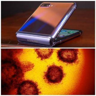 Il Nostro Primo Podcast. Coronavirus, Galaxy Z Flip, ne parliamo.