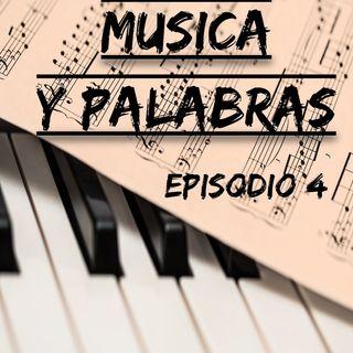 Música y Palabras 4