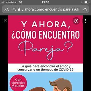 (3de5) Encontrar pareja en tiempos de COVID. Con Julieta Romero