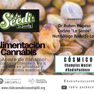 """""""Cáñamo Nutricional"""" COSMICO Prog 15"""