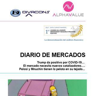 DIARIO DE MERCADOS Viernes 2 Oct