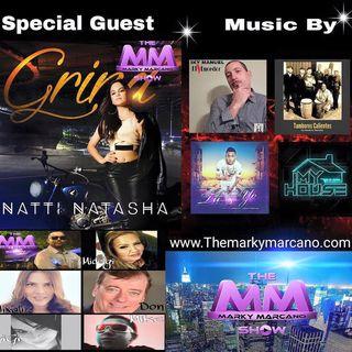The Marky Marcano Show Feat Natti Natasha
