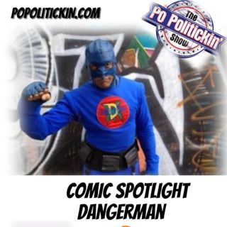 Comic Spotlight - DangerMan | @DangerMan_Urban