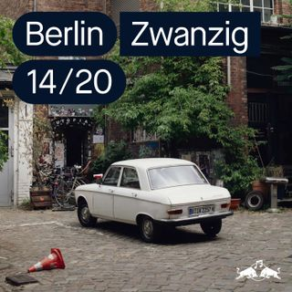 Episode 14: Hard Wax, die Techno-Schule Berlins mit Shed