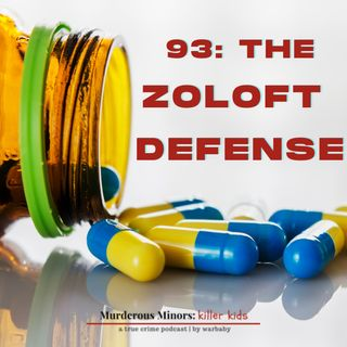 The Zoloft Defense (Gavon Ramsey)