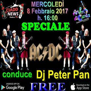 Speciale Musica - AC-DC - Mercoledì 8 Febbraio 2017