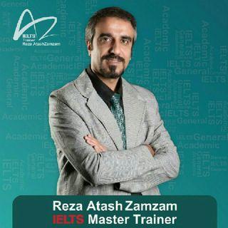 Learning new words by Reza Atashzamzam