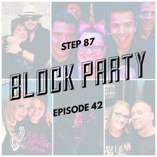 NKOTB Block Party #46 - New Kids on the Block Fan Stories from Kelly, Jenn, Andrea, Kristin, and Misty