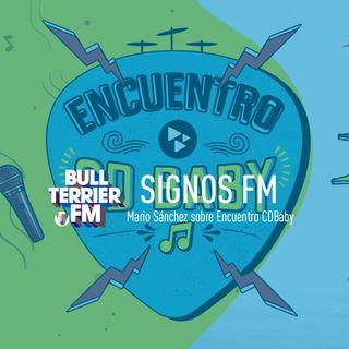 SignosFM con Mario Sánchez sobre Encuentro CDBaby