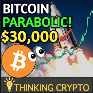 Bitcoin Breaks $30,000 Goes Parabolic, $35K Next or Correction?