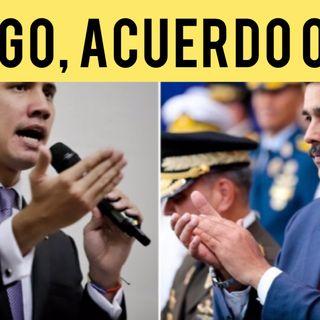 Podcast Caiga Quien Caiga jueves 12 de agosto 2021 Diálogo, acuerdo o qué en Venezuela