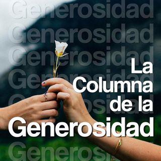 La Columna de la generosidad - 3° Culto