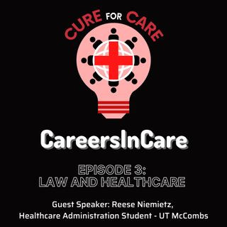 Episode 3 - Law and Healthcare