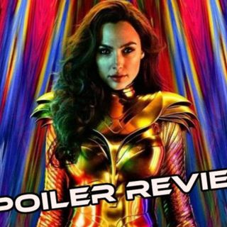 """Am I STILL On The Air?"" Wonder Woman 1984 SPOILER Review"