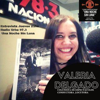 """Valeria Delgado """" Los primeros cien años de la Radio"""" Episodio 10 UNA NOCHE SIN LUNA"""