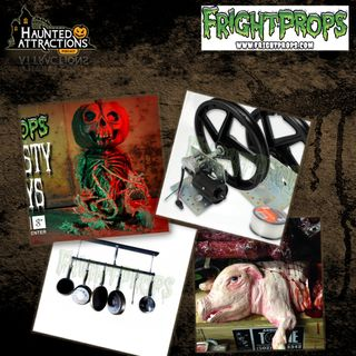 Fright Props - Props For Your Haunted Attraction