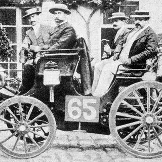 Parigi Rouen 1894 - La prima gara automobilistica della storia