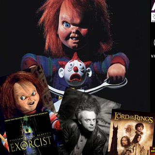 Chucky (Childs Play) Brad Dourif on GhostMan&Demon Hunter