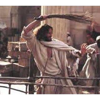 """""""THE MILITANT JESUS"""""""