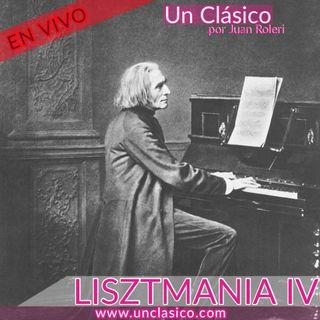 26 - Lisztmania IV. Lo infernal y el triunfo de lo divino (EN VIVO)