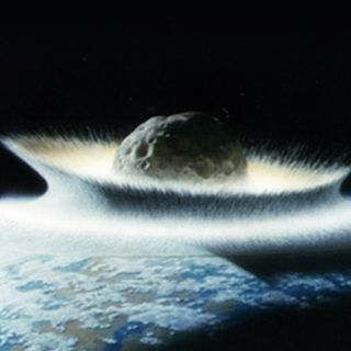6E- 15-Suppose An Asteroid Is On A Collision Course With Earth