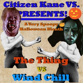 The Thing vs Wind Chill: A Spooptacular Halloween Month