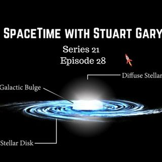 28: Mysterious Signals from the Galactic Centre - SpaceTime with Stuart Gary Series 21 Episode 28