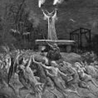 IS THERE REALLY A SATANIC ARMY RISING? PART ONE ITS NOT JUST AN INVISIBLE WAR