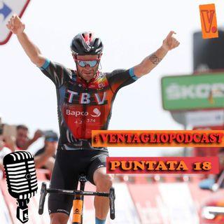 Episodio 18 - Il punto sulla Vuelta a España 2021:  dal numero di Caruso alla lotta per la classifica