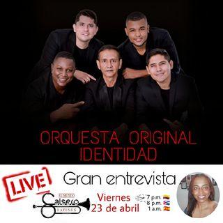 Cuando El Amor Se Acaba Orquesta Original identidad