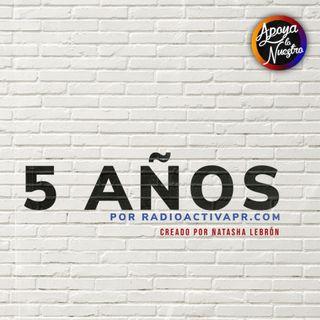 Apoya Lo Nuestro | 5 AÑOS | Zerimar y Pablo Aguirre