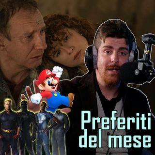 Psicologia di supereroi cattivi, Super Mario e Tennis - Preferiti del Mese