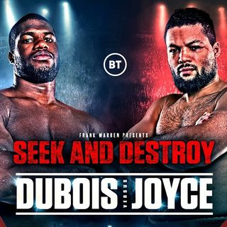 Rope a Dope Radio:Dubois vs. Joyce Predictions! Mike Tyson vs. Roy Jones Jr: REAL or FUGAZI??????