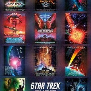 Star Trek Retrospective - TOS Movies