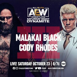 AEW Dynamite Review: Malakai Black vs Cody Rhodes Delivers
