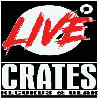 Friday night live @ Crates - Grid Squid Ent. Fact 135, Au, Haps