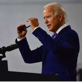 Pt2 Biden's diversity jab with Marcus Muhd