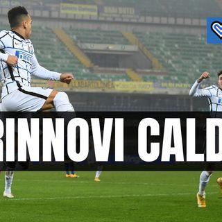 Calciomercato Inter, rinnovi caldi per Lautaro e Bastoni: primi passi con gli agenti