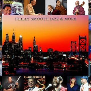 """""""Philly Smooth Sounds"""" in the Mix Part One (On iHeartRadio Podcast)"""