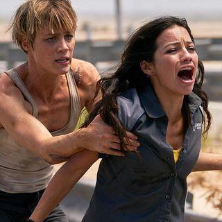 La Nueva Protagonista De Terminator 6  Natalia Reyes # 131